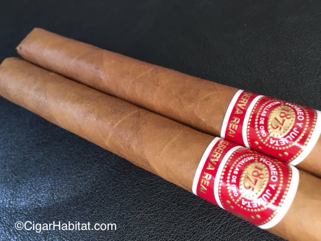 Romeo y Juleita Reserva Real Corona cigar review